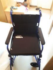 Transportstuhl Rollstuhl