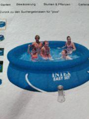 Frei aufstellbarer Swimmingpool