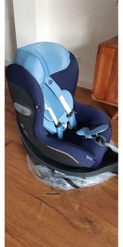 Kindersitz Vaya i-Size Sapphire Blue