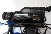 Sony Video8 Handykamera CCD-F550E