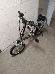 E Bike Klapprad
