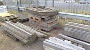 Restposten Holz - Vintage - Holz für Bastler -