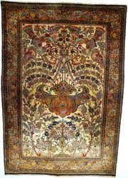 Orientteppich Ghom Seide 158x110 alt