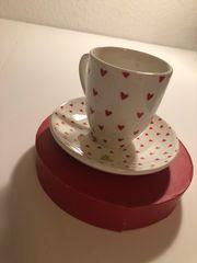 Neues Espresso Tassen Set 2