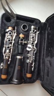 Yamaha B- Klarinette 457-20