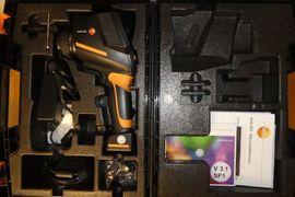 Elektro, Heizungen, Wasserinstallationen - TESTO 875-2 Thermografiekamera