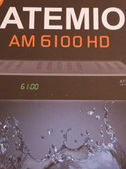 Kabel Receiver ATEMIO 6100HD