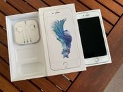 iPhone 6S 128 GB Silber