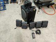 5 1 Soundsystem für PC