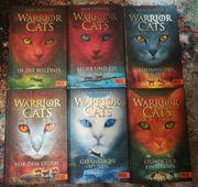 Warrior Cats Bücher - komplette 1