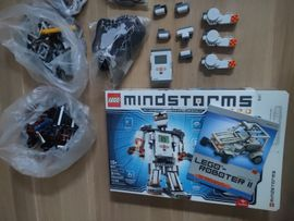 Spielzeug: Lego, Playmobil - LEGO Mindstorms NXT 2 0