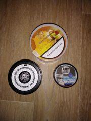 zwei Tabake und nikotinfreie Steine