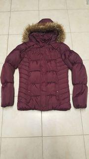 Winterjacke für Mädchen Grösse 158