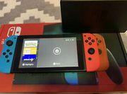 Nintendo-Switch zu verkaufen