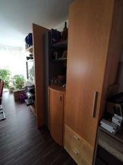Design Wohnzimmer Schrank