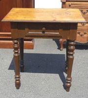antiker Tisch massiv