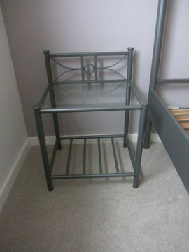 Bild 4 - Doppelbett Metall 180x200 cm inkl - Roth