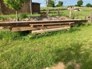 Bauholz Sparren aus Dachabriss