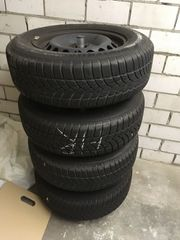 4 Winterreifen Firestone 195 65