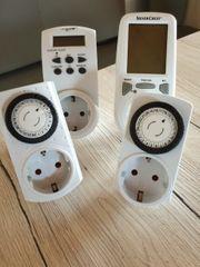 Zeitschaltuhren 4 Stück PREIS für
