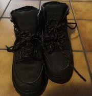 Stiefel Sneakers Schuhe DC Gr