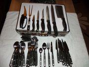 Messer und Besteckkoffer für Küche