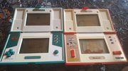 Nintendo Game Watch Konsolen