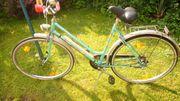 Damenrad 28 Zoll Türkisgrün Marke