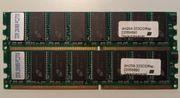 DDR 2 RAM 2x 256