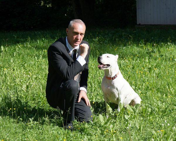 Dogman Richard Private Hundebetreuung Dog