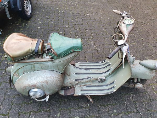 Suche Vespa Hoffmann Messerschmitt u