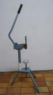 Handverkorkmaschine Korkmaschine selber verkorken Korken