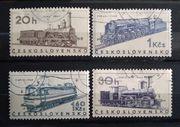 Tschechoslowakei Eisenbahn 1966 - Mi 1603