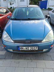 Verkaufe Ford Focus
