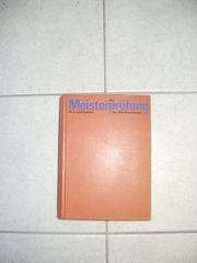 Buch die Meisterprüfung im Kfz-Handwerk