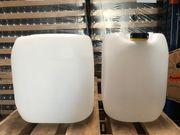 Kanister 30 Liter Natur DIN