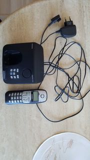 Siemens Gigaset A265 Schnurloses DECT-Telefon