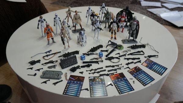 Star Wars Spielfiguren