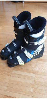 Komfortable Kinder- Jugend-Skischuhe Salomon Team