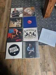 Schallplatten wegen Hobbyaufgabe