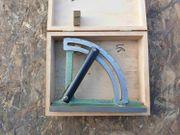 Winkelwasserwaage Stiefelmayer ca 200 mm