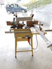 Tischfräsmaschine Scheppach Prima-HF30