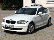 BMW 116d Edition Lifestyle Rentnerfahrzeug