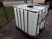 IBC Wasser Container 1000 Liter