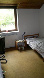 1 möbliertes Zimmer in ruhige