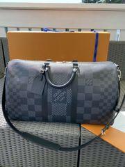Louis Vuitton Keepall 50 Fullset