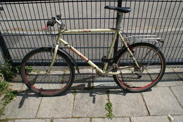 Herrenrad Bergamont Mountainbike