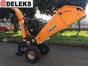 DELEKS® DK-800 B S Motorhäcksler