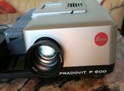Leica Diaprojektor Pradovit P600 68