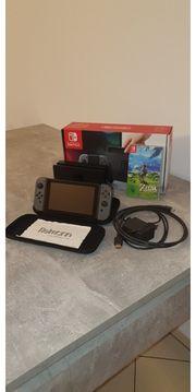 Nintendo Switch sehr gepflegt VERKAUFT